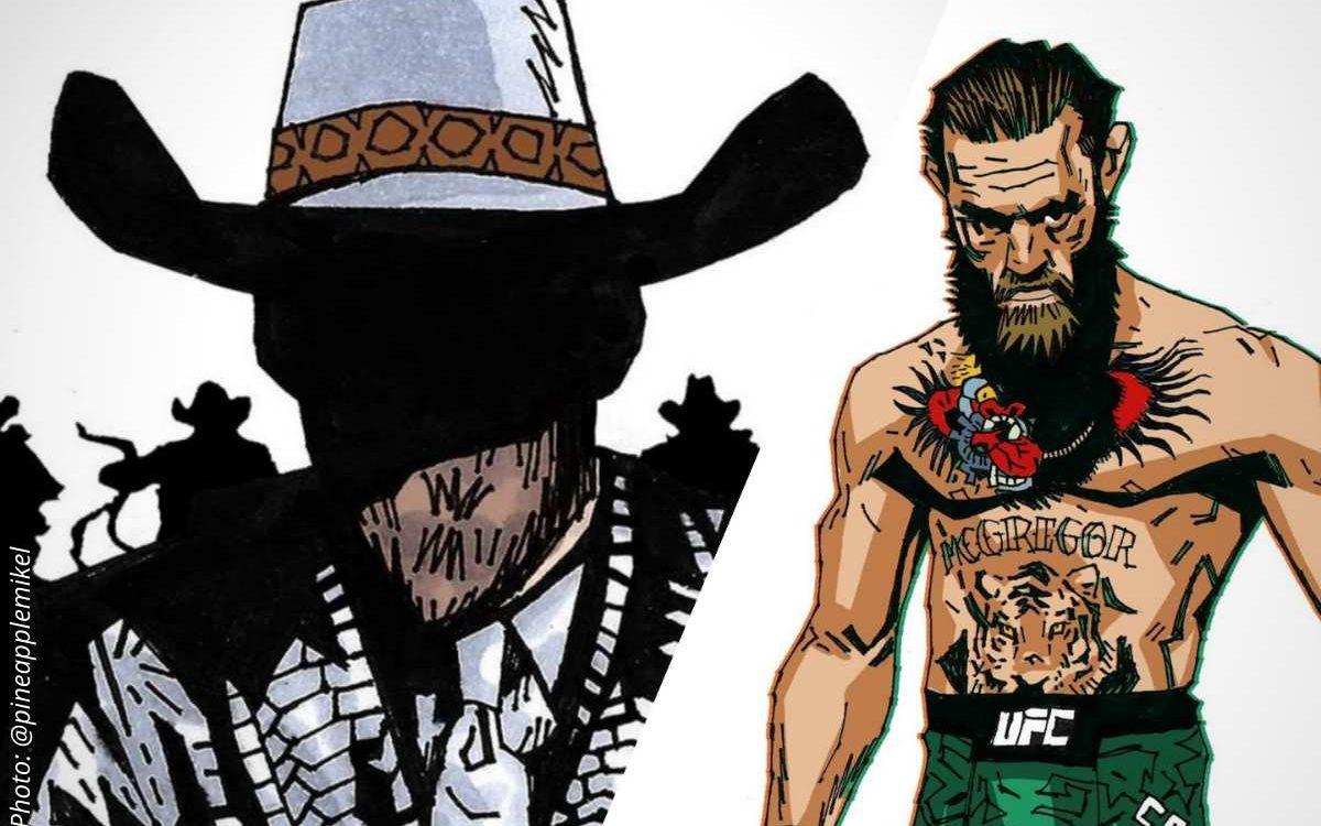 conor vs cowboy